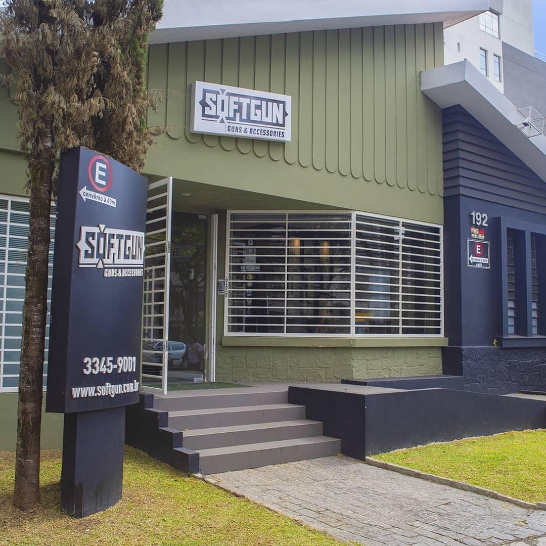 Softgun - Loja de armas e acessórios em Curitiba